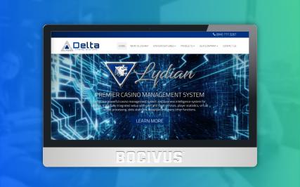 Delta Casino Systems